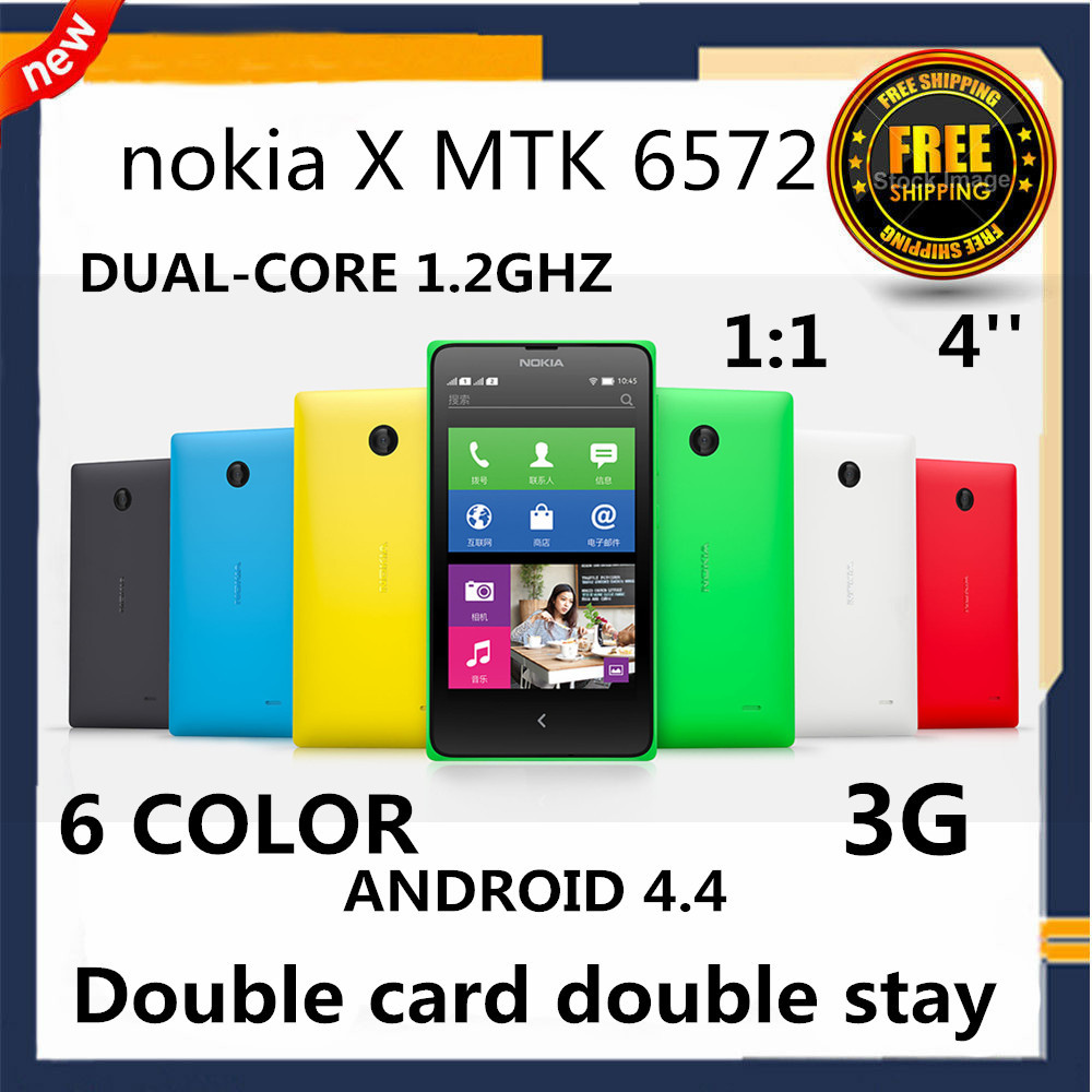 """Original New 4"""" 6700 X XL MTK6572 Dual Core Android 4.2 Dual Sim 3G WCDMA Cell Phone 512MB+4GB 800*480 IPS 5MP+6 GIFT(China (Mainland))"""