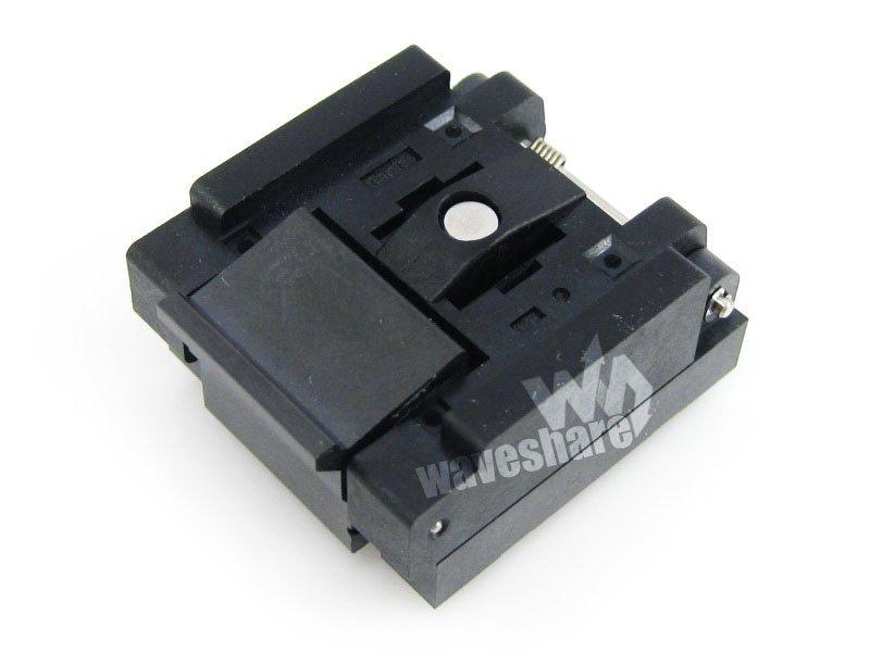 QFN28 MLP28 MLF28 QFN-28(36)B-0.5-02 Enplas IC Test Burn-in Socket Programming Adapter 0.5mm Pitch + Free Shipping<br><br>Aliexpress