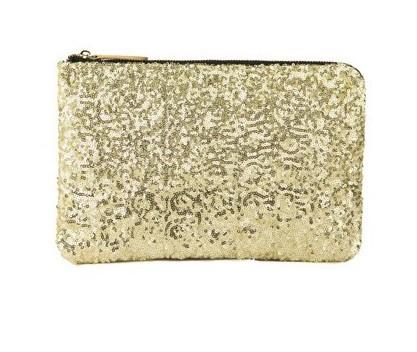 Hot sale! FREE SHIPPING Dazzling Glitter Sparkling Bling Sequins Evening Party purse Bag Handbag Women Clutch wallet