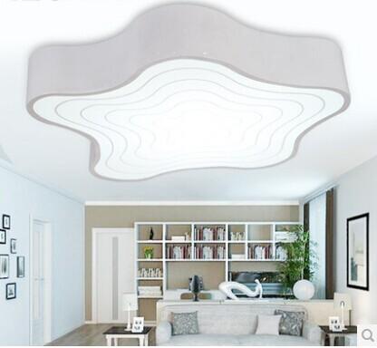 2015 modern ceiling lights LED for living room 90-260V AC bedroom lights 24W children lamp lamparas de techo<br><br>Aliexpress
