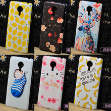 3D Hight Quality Meizu MX5 Case Cell Phones Cover,22 Colors Skin Hard back cover For Meizu MX5 phone Cases MX5