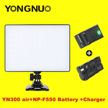 Buy Ulanzi YONGNUO YN300 Air LED Camera Video Light 3200K-5500K NP-F550 Decoded Battery & Charger Canon Nikon Camcorder for $47.00 in AliExpress store