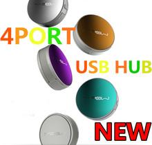 2013 Colorful mipow 4 hub usb hub usb splitter usb expansion port high speed