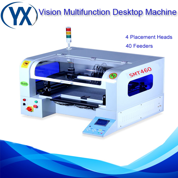SMT Machine/SMD Pick and Place Machine/Placement Equipment(China (Mainland))