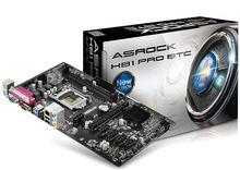 New original authentic computer motherboards for ASRock H81 Pro BTC LGA 1150(China (Mainland))