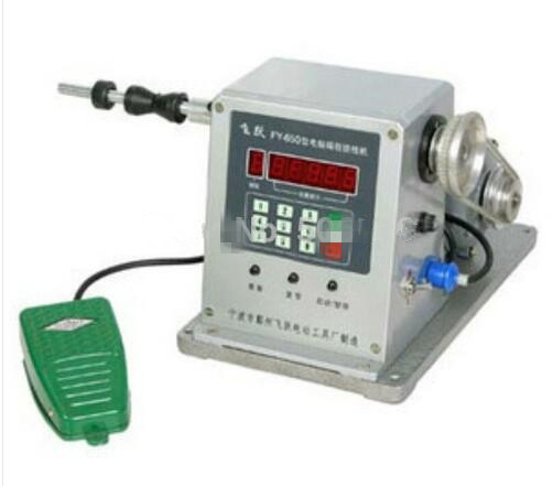 Free ship Brand new Computer controlled coil transformer winder winding machine 0.03-0.35mm(China (Mainland))