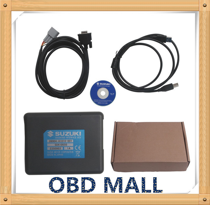 2015 New Automotive Diagnostic Tool SDS For Suzuki Motocycle Diagnosis System SDS Diagnoses Trouble Precisely with Best Quality(China (Mainland))