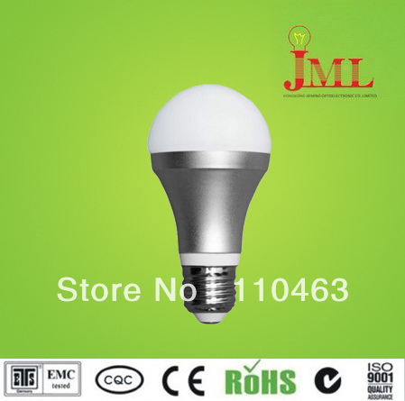 self-ballast lamps hot selling  favorable 5W 360degree E27 LED BULB 375lm/w 110v-265v<br><br>Aliexpress