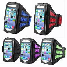 "5 Colors! Universal Mesh Breathable Armband For Apple iPhone 6 6s 6G 4.7"" GYM Running Sport Armband"