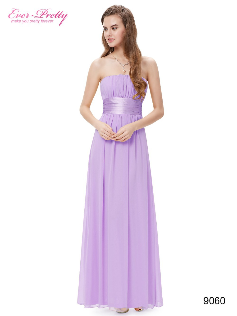 Long Bridesmaid Dress Sexy Chiffon Bow Coral Bridesmaid Dress 2016 HE09060YL Wedding Party Dress