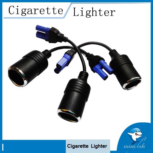 Emergency Car Jump Starter Accessory Charge For Car Camera And Car Refrigerator 12V EC5 Car Cigarette Lighter Socket(China (Mainland))