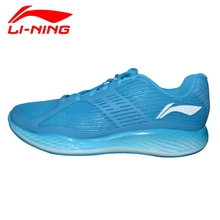 Buy Li-Ning Men's Spring Shock-Absorbant Running Shoes Li Ning Outdoor Breathable PU+Fabric Lightweight Sports Sneakers ARHJ021 for $43.72 in AliExpress store