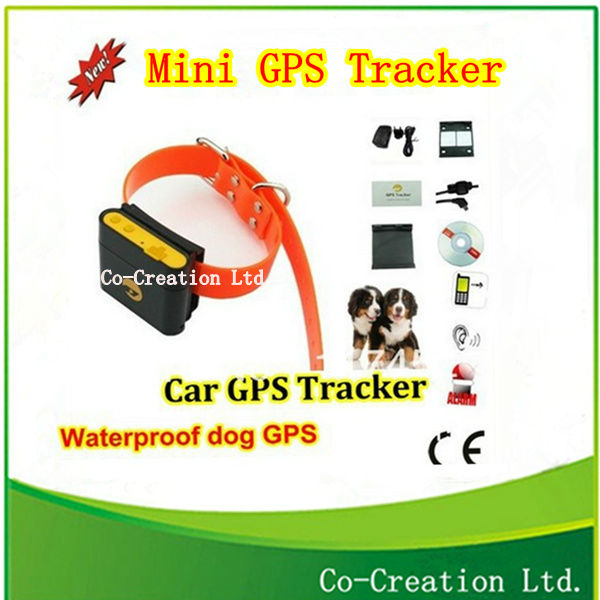 GPS Tracker Waterproof----GPS Tracker Mini Children With Google Map Tracking Pets,Child,people(China (Mainland))
