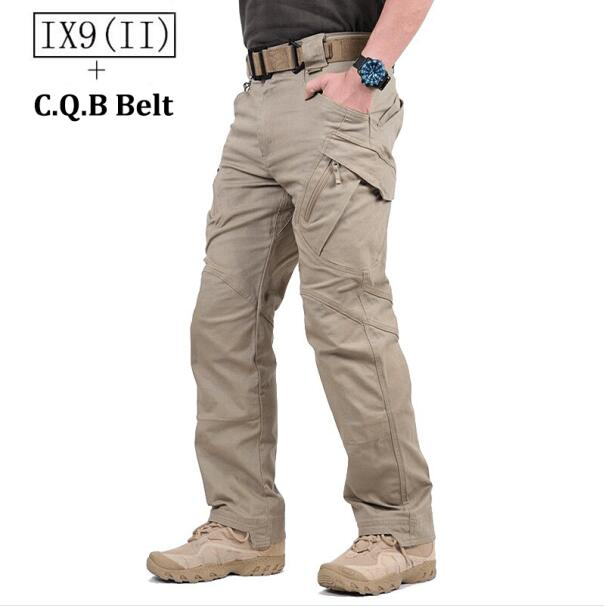 TAD IX9(II) Militar Tactical Cargo Outdoor Pants Men Combat Hiking Army Training Military Pants Hunting Outdoors Sport Trousers(China (Mainland))