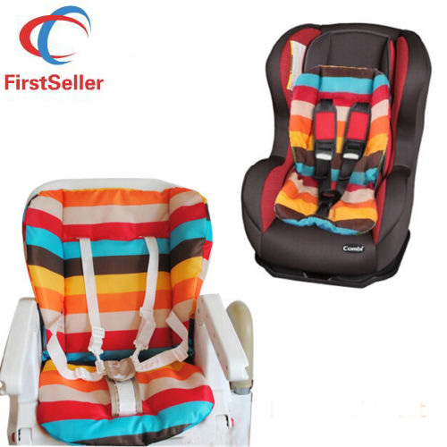 New Universal Auto Car Soft Thick Pram Cushion Chair Car Seat Pad Covers Stroller For Baby Kids Children Car Accessories(China (Mainland))