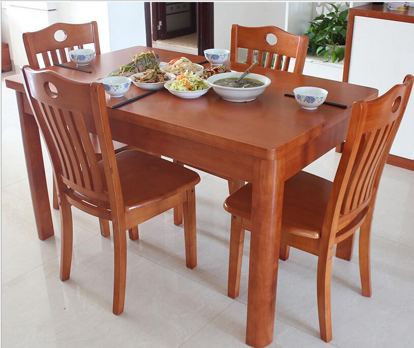 Popular western dining room furniture buy cheap western for Western dining room tables