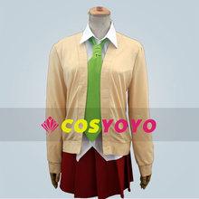Buy Sakura-so Pet na Kanojo Mashiro Shiina Uniforms Cosplay Costume Custom Made Free for $80.00 in AliExpress store