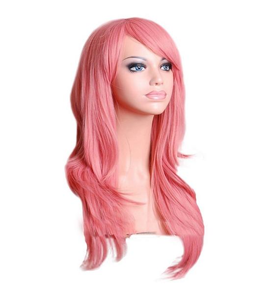 Pink Wigs Halloween Costume Pink Wig Halloween Costume