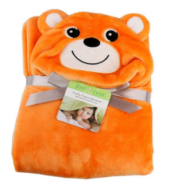 2015 новые милые животные форма kid ребенок полотенце с капюшоном детские халат плащ ...