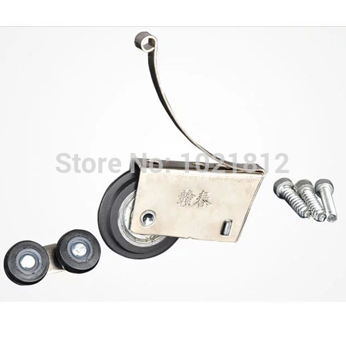 Wardrobe Sliding Door Roller Wheels Pulley Sliding Door Silence Fittings<br><br>Aliexpress