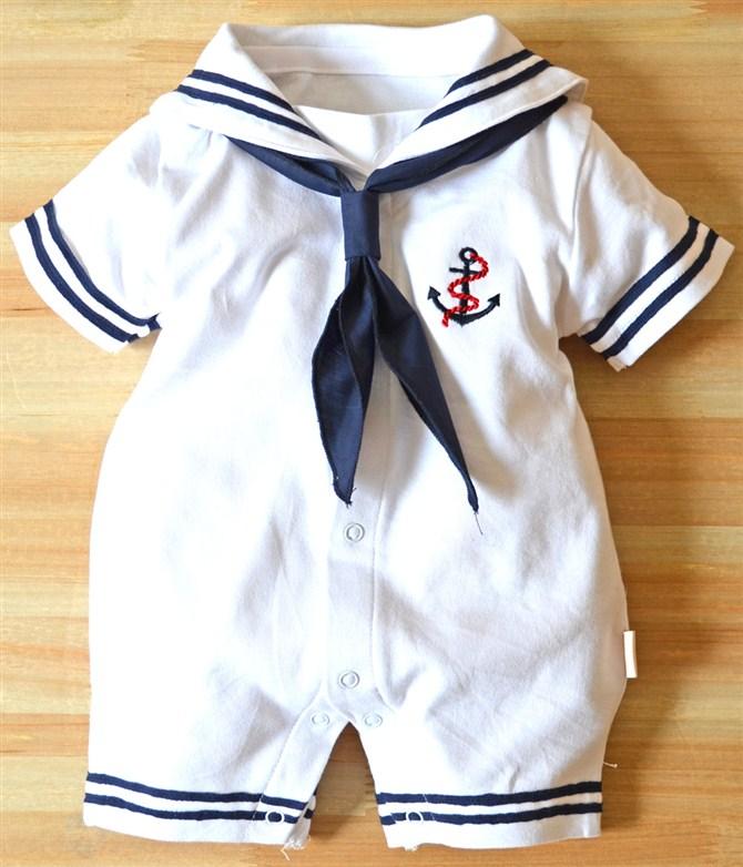 Baby Romper New 2015 Summer Clothing Newborn Baby Boy