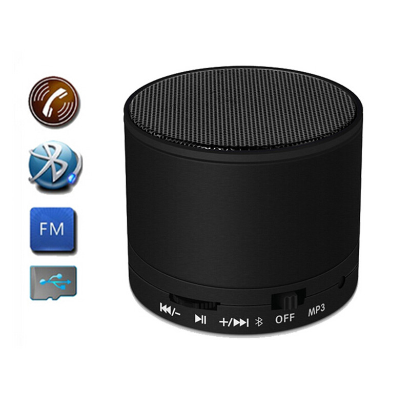 Portable Subwoofer life Waterproof Wireless S10 Bluetooth Speaker Car Handsfree Receive Call Music Suction Phone Mic For iPhone(China (Mainland))