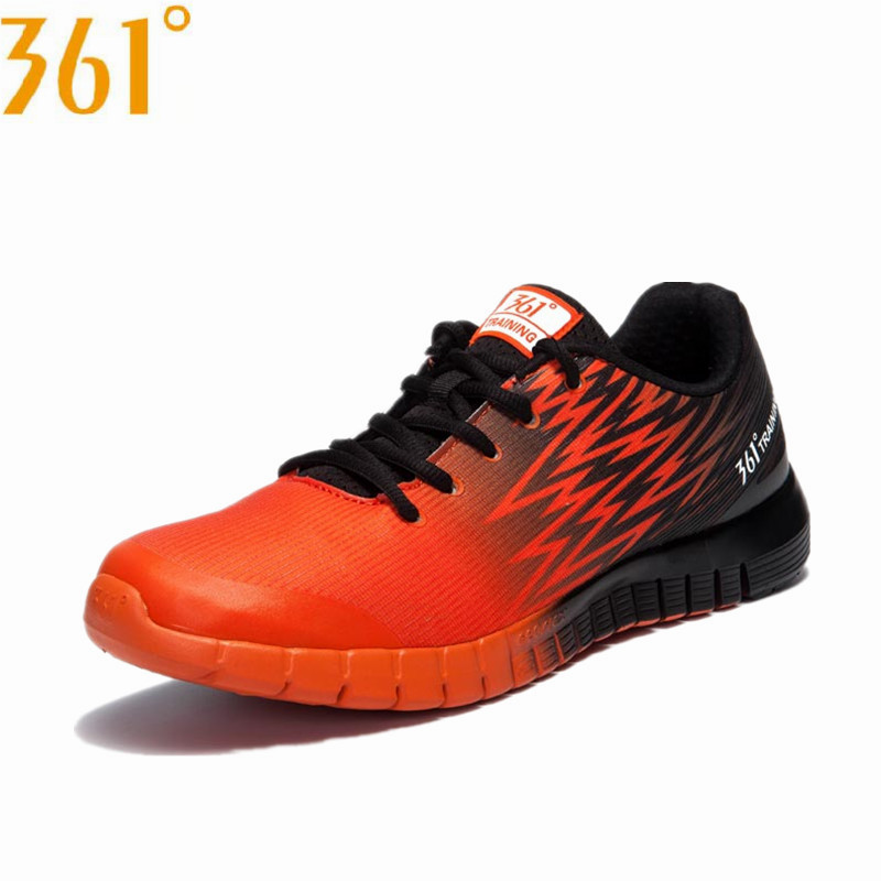 361 Mens Anti-Slip Training Sneakers Hard-Wearing Breathable Contrast Color Shoe Outdoor Lace-Up Sport Shoes 571534409B1G36<br><br>Aliexpress
