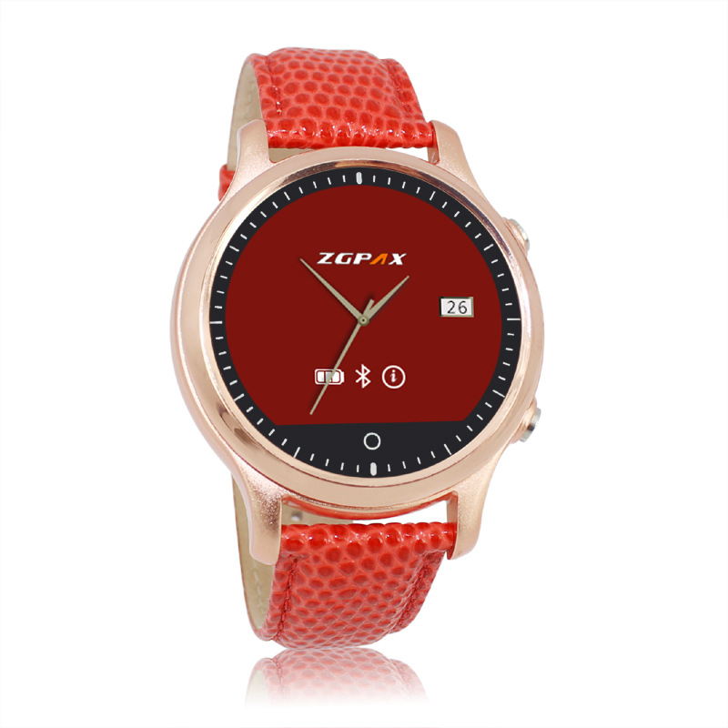 Factory direct sales of smart blue tooth watch S360 smart wearable mobile phone anti-theft remote camera IOS(China (Mainland))