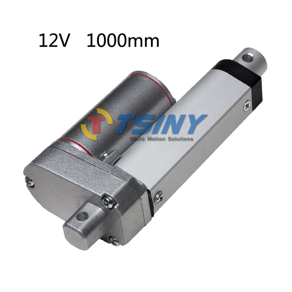 Buy Stroke1000mm 750n Linear Actuator