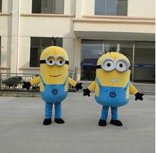 2015 Hot Brand New Special Minions Mascot Costume despicable me Character()