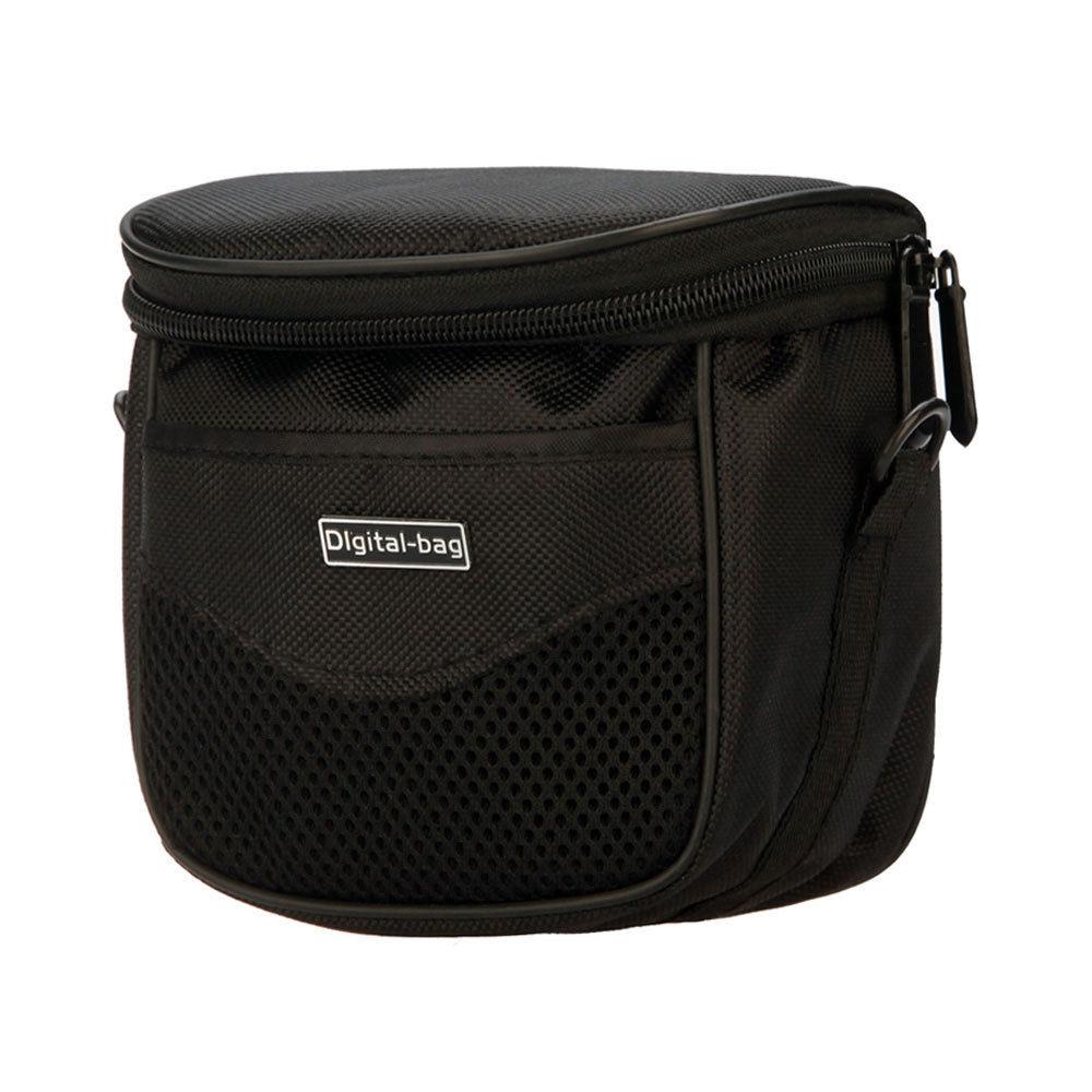 Black Universal Waterproof Camera Bag DV Bag Case For Sony Canon Nikon Samsung Fujifilm FUJI Leica Panasonic Free shipping(China (Mainland))
