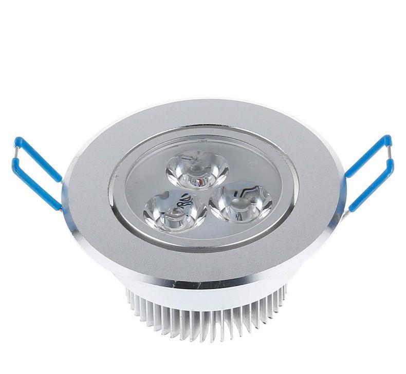 3W 6W 9W 12W 15W 20W 25W 30W Ceiling downlight Epistar LED Spot ceiling lamp Recessed light 85V-245V for home illumination<br><br>Aliexpress