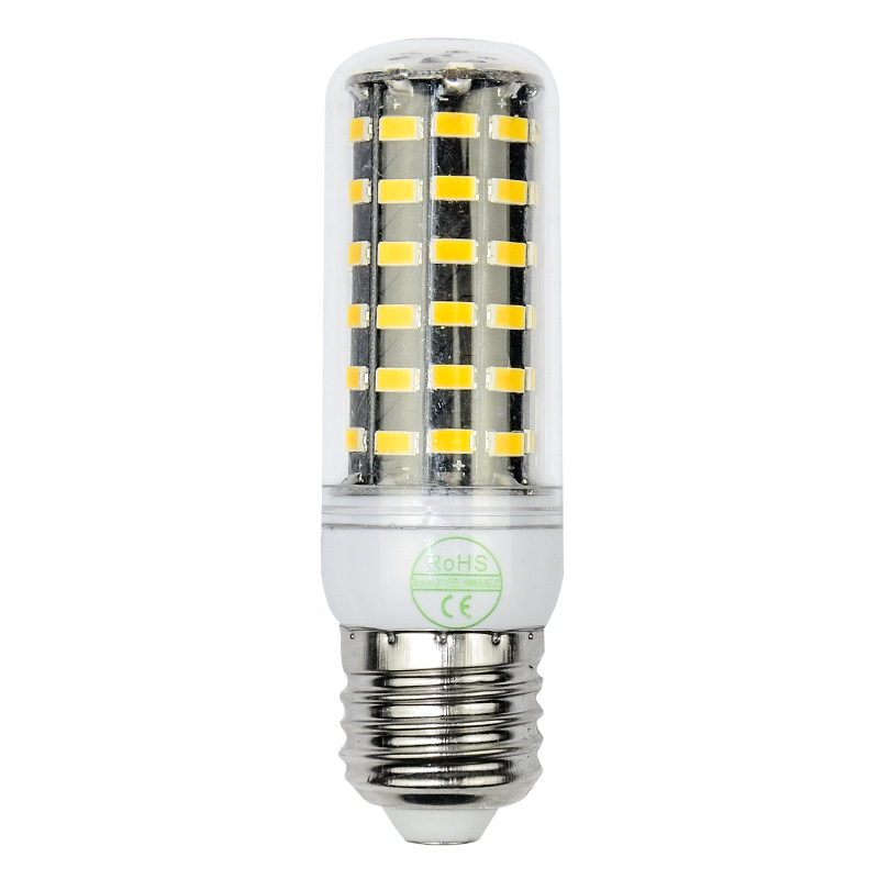 Smart IC SMD 5735 E14 G9 E27 GU10 B22 LED bulb 70 80 90LEDs Warm white/white 5735SMD lamp brighter then 5730 2835 220V(China (Mainland))