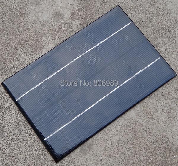 High Quality! 4.2W 6V Solar Cell Monocrystaline Solar Panel Solar Module DIY Solar Charger 200*130MM 10pcs/lot Free Shipping<br><br>Aliexpress