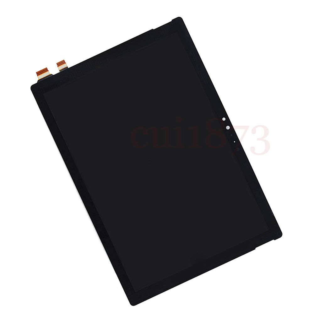 For Microsoft Surface Pro 4 V1.0 1724 LCD display touch Screen digitizer Assembly Replacement Part free tools(China (Mainland))