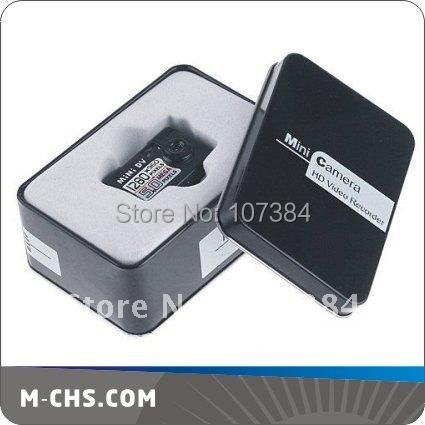 Worlds Smallest Digital Video Mini DVR Camera Supports 32GB Micro SD Card DV Camcorders Camara Espia Can