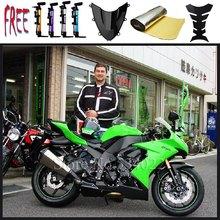 ABS Plastic 2008 2009 2010 ZX 10R Bodywork Set green Fairing Fit Kawasaki Ninja ZX10R E17 W1 - jialing xu's store