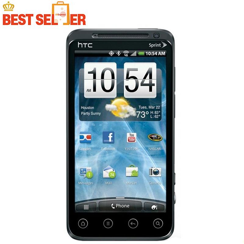 Original HTC EVO 3D X515m G17 SmartPhone 4.3'' TouchScreen Dual-core Android GPS WIFI 5MP Free Shipping(China (Mainland))