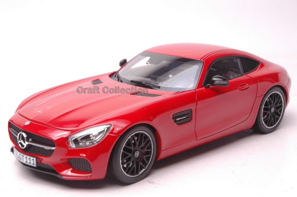 * Norev Pink 1/18 Scale Benz AMG GT SLS Excessive-end Sport Automotive Coupe Assortment Diecast Mannequin Automotive Luxurious Race Car