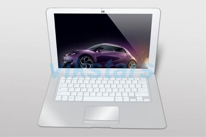 2015 Android Netbook/Slim laptop Netbook 13.3 Inch 8GB ROM 1GB RAM Dual Core 1.5GHz notebook computer HDMI Wifi Bluetooth(China (Mainland))