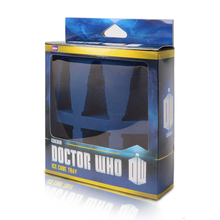 Doctor Who Tardis Companion Ice Cube Silicone Tray - in stock 10pcs\lot(China (Mainland))