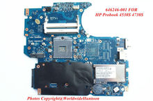 Free shipping laptop motherboard for HP 4530s 4730s 646246-001.Socket PGA989,DDR3.intergrated Fully tested