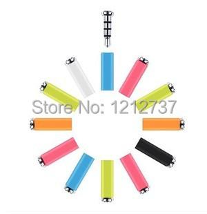 Original Xiaomi Mikey Mi Key Smart quick button one click auxilary gadget 3.5mm Earphone Jack dust Plug xiaomi - Dragon Team store