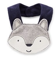 Very Cute Baby Use Animal Cotton Saliva Towel Bibs & Burp Cloths Waterproof Infant Bibs