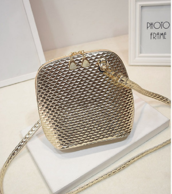 2015 new Japan and korean shoulder bag diamond lattice shell bag aslant mini handbag(China (Mainland))
