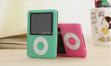32GB Slim 3TH 1.8″LCD MP3 Radio FM Player 6Colors for choose mp3 playe fm radio ebook video player