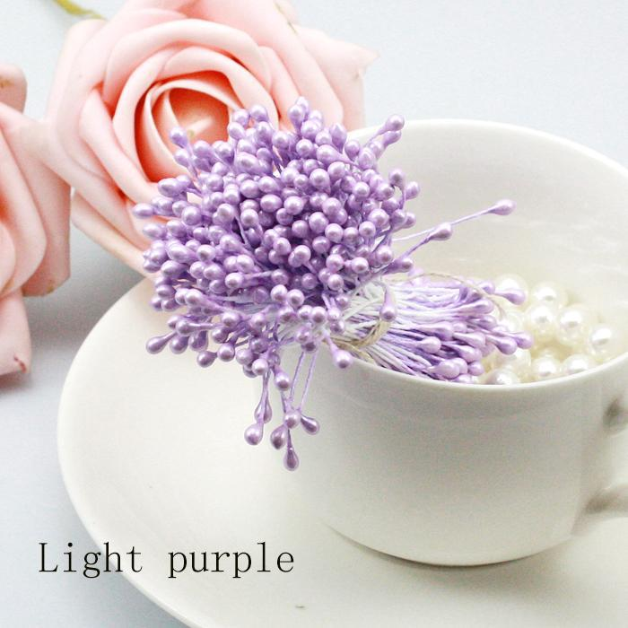 2015 New Fashion Multi Color 3mm (500pcs/lot) Pearl Flower Stamen Floral Stamen For DIY Cake/Wedding Decoration 5Z-HD021(China (Mainland))