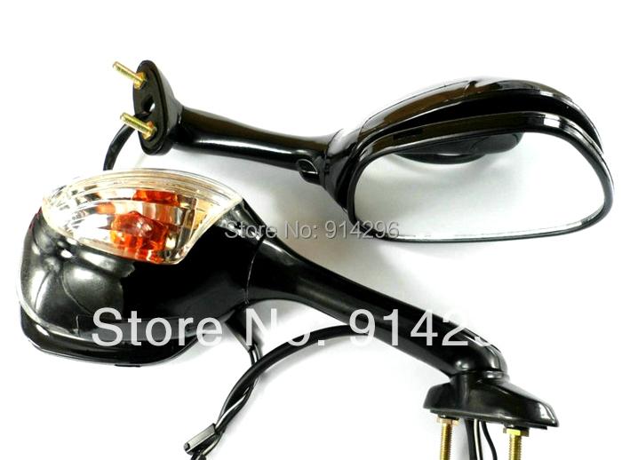 Мотоцикл из светодиодов зад зеркала для SUZUKI GSXR 600 / 750 2006 2007 2008 2009 2010 GSXR 1000 2005 2006 2007 2008 2009 2010