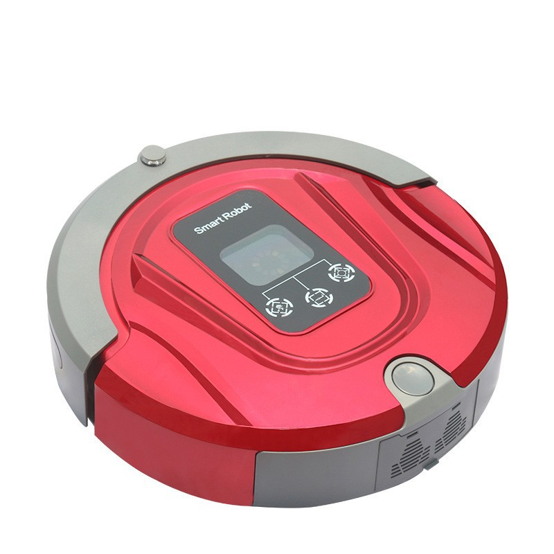 Free shipping Germany GTM6 smart vacuum cleaning robot Wet and dry vacuum cleaner, floor cleaning robot mopping machine(China (Mainland))