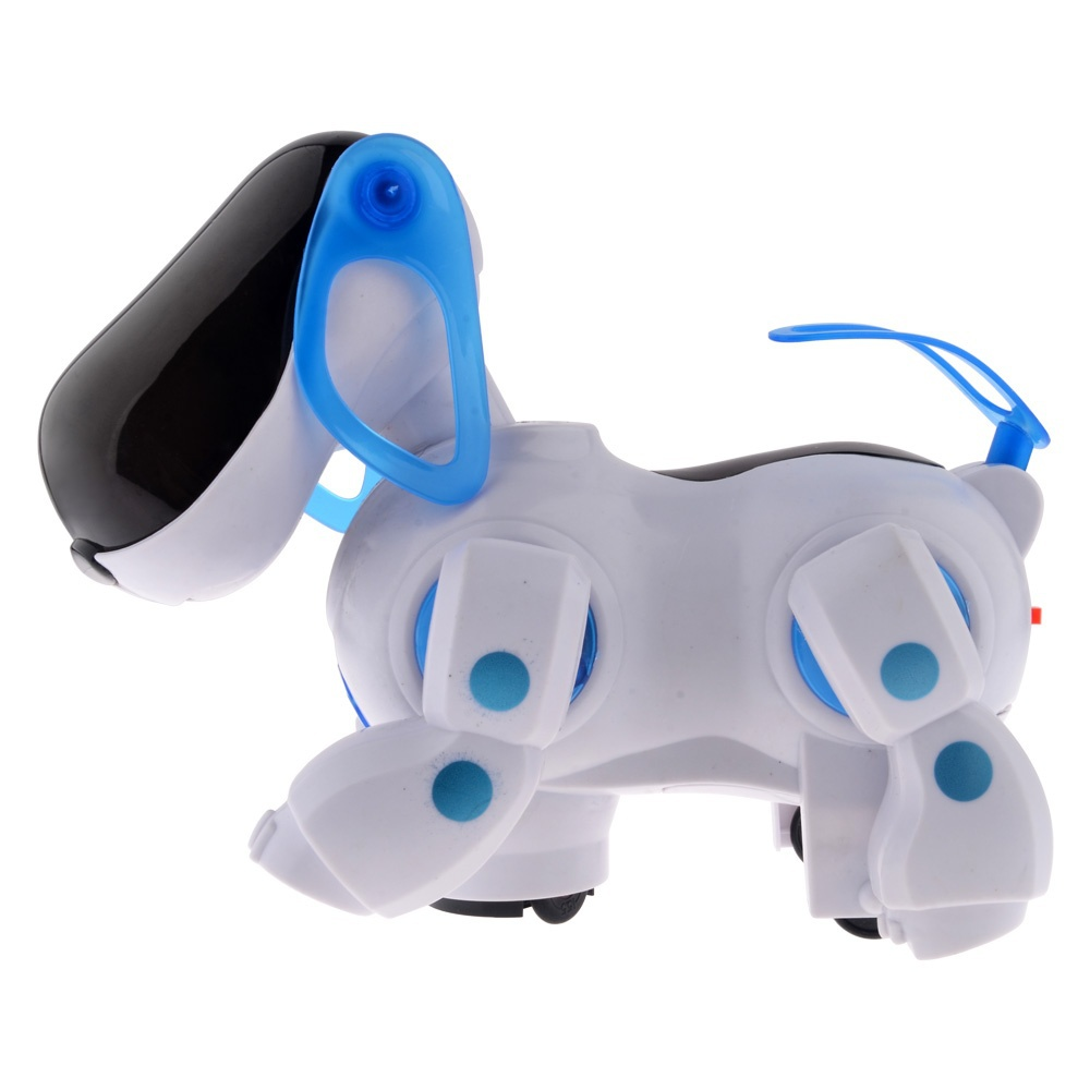 Electronic Walking Dog Toy Walking Pet Dog Puppy Toy